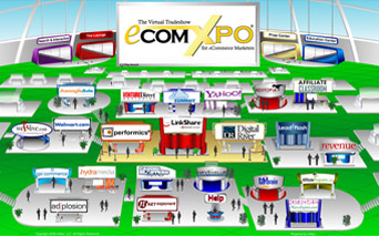 eComXpo Affiliate Marketing Show Floor