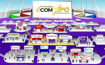 eComXpo Search / Interactive Show Floor
